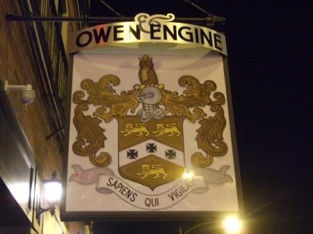 Owen and Engine